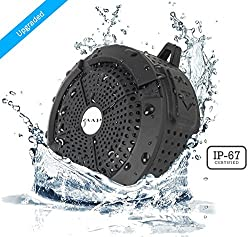 ZAAP AQUA Portable Bluetooth Speakers (Black)