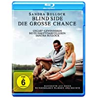 Blind Side - Die gro�e Chance [Blu-ray]