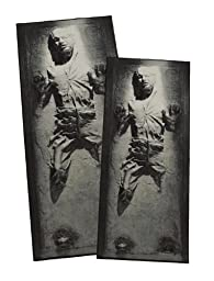 Han Solo in Carbonite Carpet Runner Rug - Limited Edition - Large/X-Large - 90.5\