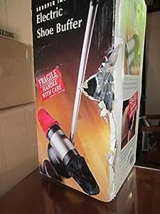 Sharper Image Electric Shoe Buffer (CA825)