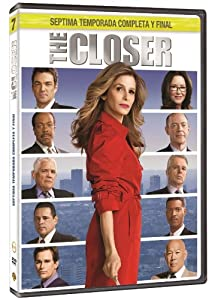 The Closer: Season/Series 7 (Region 2)