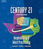 img - for SE, Texas Ed, Century 21 Keyboarding and Word Processing book / textbook / text book