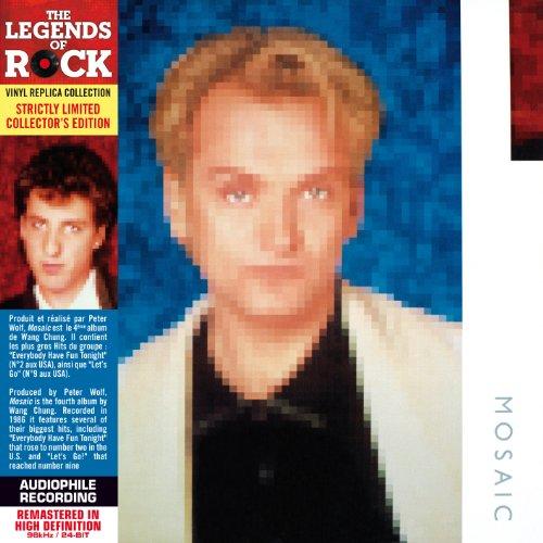 WANG CHUNG - Mosaic - Paper Sleeve - CD Deluxe Vinyl Replica - Import - Zortam Music
