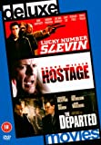 Lucky Number Slevin/Hostage/Departed [DVD]