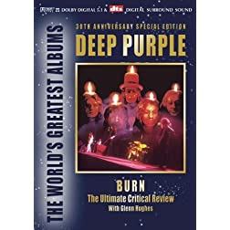 Deep Purple Burn