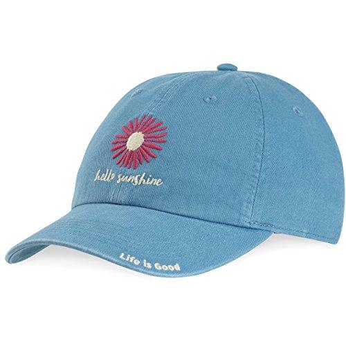 life-is-good-chill-hello-sunshine-flower-hat-denim-blue-one-size