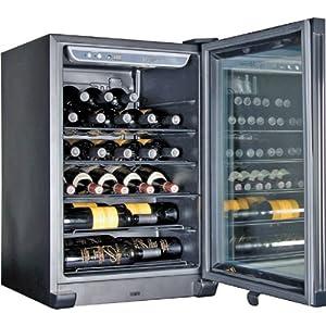 new haier wine cooler hvfe024bbb. Black Bedroom Furniture Sets. Home Design Ideas