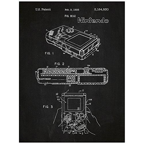 inked-and-screened-nintendo-game-boy-design-patent-art-poster-silk-screen-print-18-l-x-24-h-chalkboa