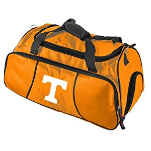 Buy Brand New Tennessee Volunteers NCAA Athletic Duffel Bag by Things for You