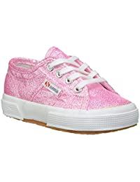 Superga Kids Girl's 2750 LAMEJ Sneaker