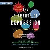 The Elements of Expression | [Arthur Plotnik]