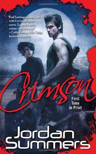 Image for Crimson (Dead World, Book 3)