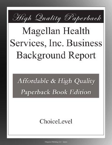 Buy Magellan Health Now!