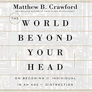 The World Beyond Your Head Hörbuch