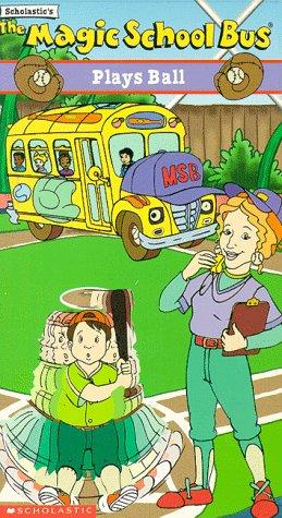 the magic school bus plays ball vhs 1996 02 13. Black Bedroom Furniture Sets. Home Design Ideas