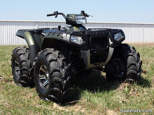 #1208 Polaris Sportsman 550/850 XP 2″ Lift Kit