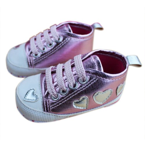 Baby Girl Walking Shoes