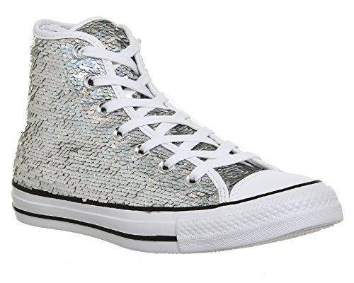 converse-all-star-hi-trainers-silver-white-sequin-8-uk