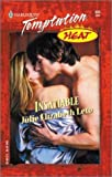 img - for Insatiable (Heat) book / textbook / text book