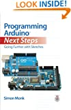 Programming Arduino Next Steps: Going Further with Sketches