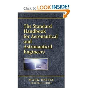 Standard Handbook for Aeronautical and Astronautical Engineers Mark Davies