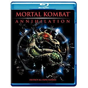Mortal Kombat: Annihilation Blu-ray
