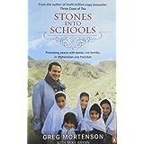 Stones into Schoolsby Greg Mortenson