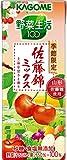 カゴメ 野菜生活100 佐藤錦ミックス 200ml×24本