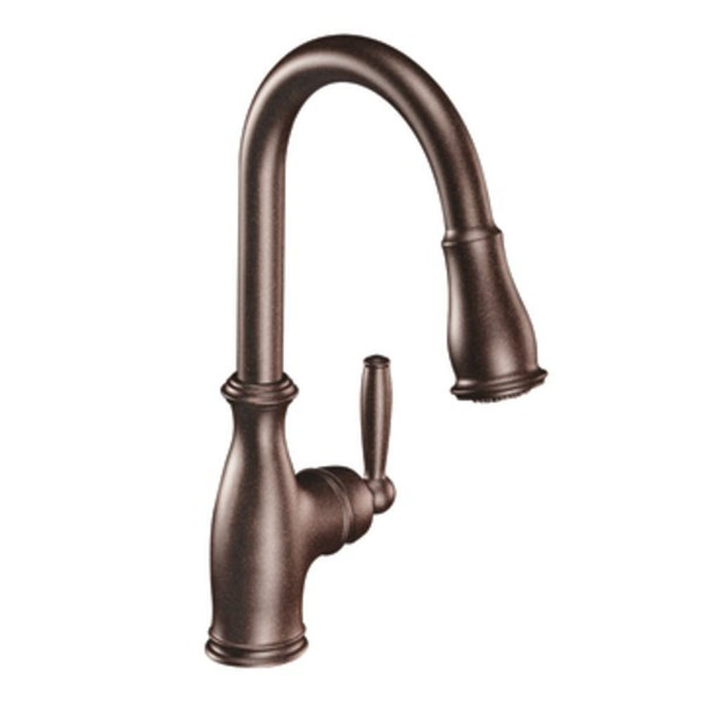 What 39 s the best pull down kitchen faucet faucetshub for Best faucet for kitchen sink
