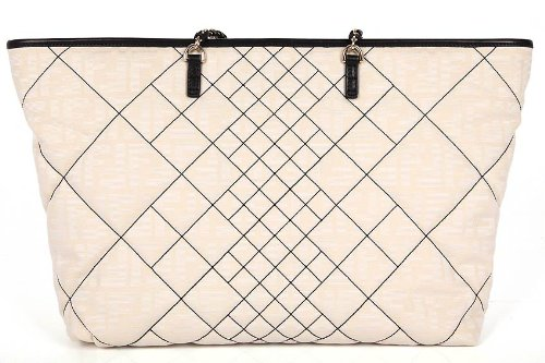 Fendi women's cotton shoulder bag black Cod:8BH18500FCJF0QCN