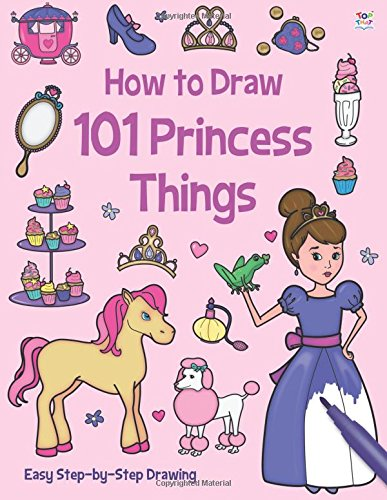 How to Draw 101 Princess Things (How To Draw Le compare prices)