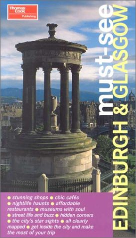 Must-See Edinburgh & Glasgow (Must-See Guides)