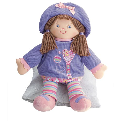 Gund 33cm Kiana Doll Soft Toy for Newborn and Above