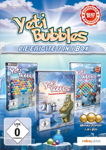 Yeti Bubbles 3 in 1 (PC)