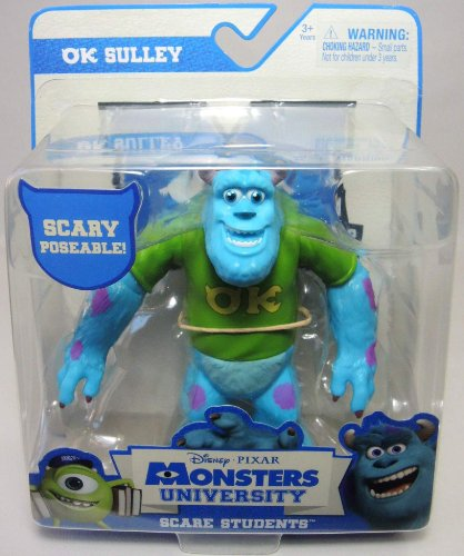 Monsters University Scare Students OK Sulley - 1