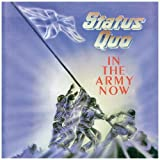 Status Quo Album - In the Army Now (Front side)
