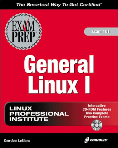 General Linux 1 Exam Prep with CDROM