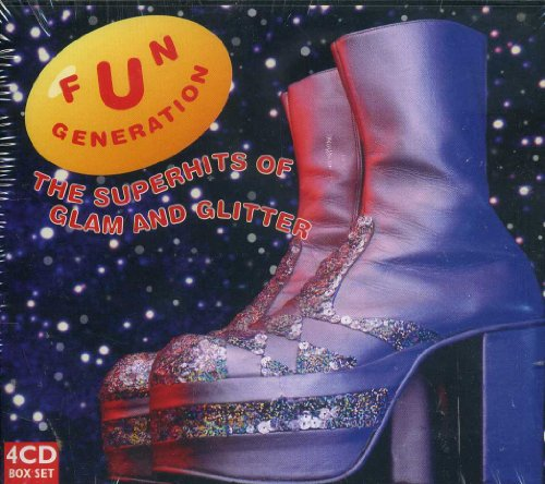 Sailor - Fun Generation - The Superhits Of Glam And Glitter [4 Discs Box] [import] - Zortam Music