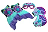 Disney Princess Ariel Swim Gear