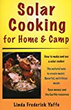 img - for Solar Cooking for Home & Camp: How to Make and Use a Solar Cooker book / textbook / text book