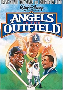 Angels in the Outfield by Walt Disney Home Entertainment