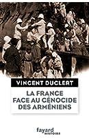 La France face au génocide des Arméniens