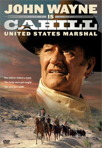 Synowie szeryfa / Cahill U.S. Marshal (1973) | DVDRIP | LEKTOR PL