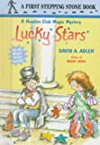 Lucky Stars (Houdini Club Magic Mystery) (0679946985) by Adler, David