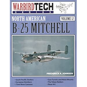 north american b25 mitchell, top military warbird