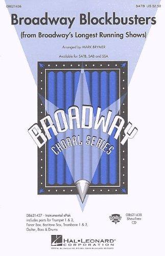 broadway-blockbusters-medley-satb-fur-satb-gemischter-chor