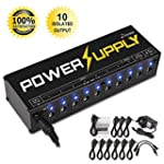 Donner DP-1 Effect Pedal Power Supply...