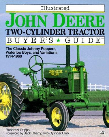 History Of John Deere Tractors