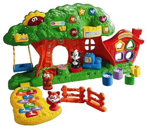 1-2-3 Treehouse - V.Smile Smartville Imaginative Play front-979328