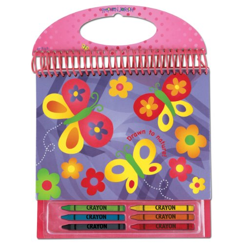 Stephen Joseph Butterfly Sketch Pad - 1